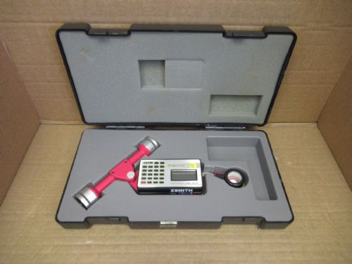 Placom KP-90N Digital Planimeter And Carrying Case *NO AC ADAPTOR*